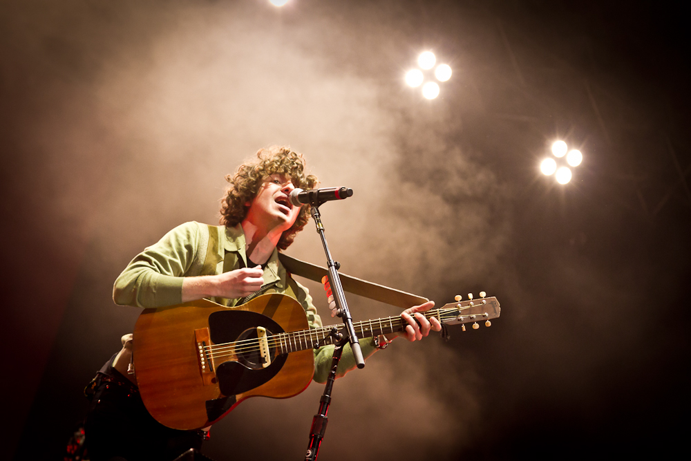 The Kooks am Frequency