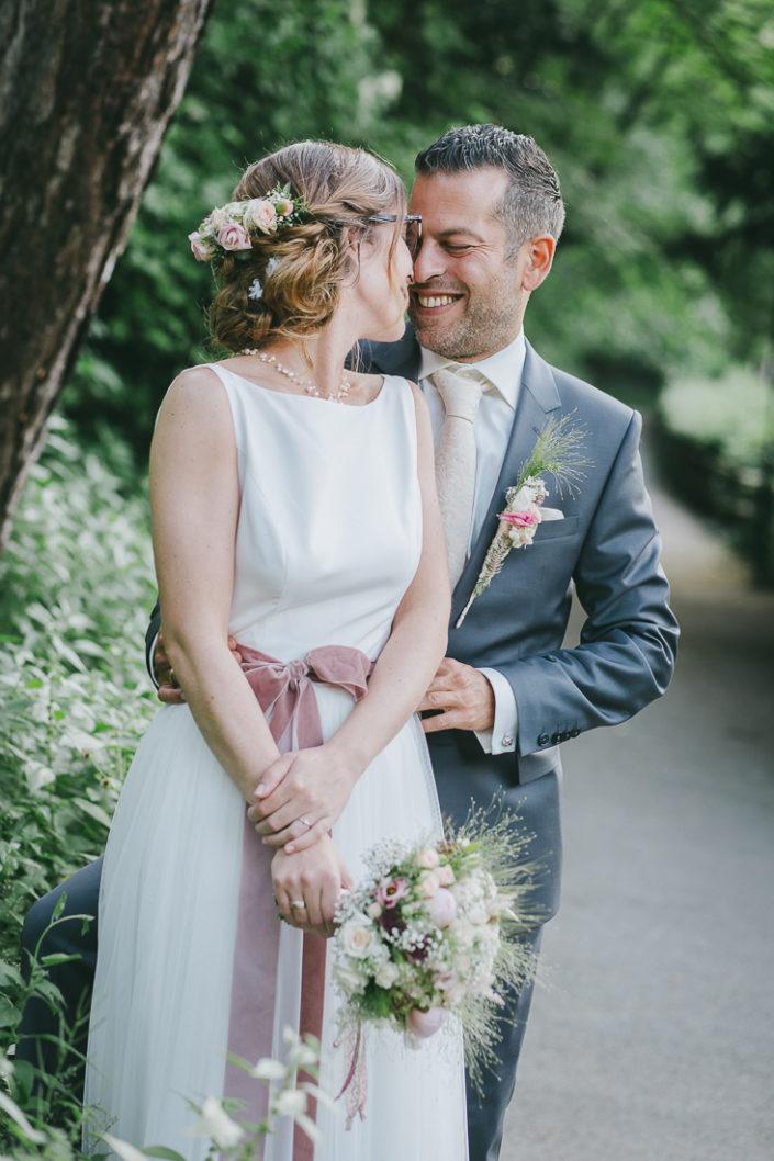 Hochzeitsfotos - Paarshooting von Raphi und Manuel