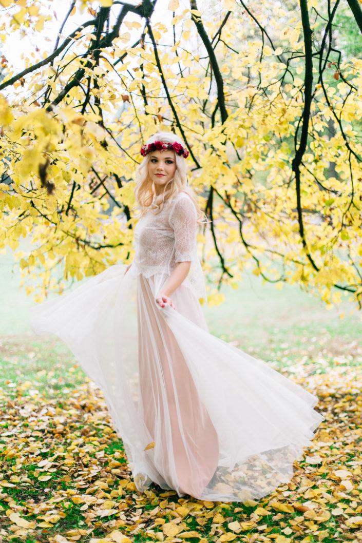 Sandra Hartlauer als Bohemian Bride