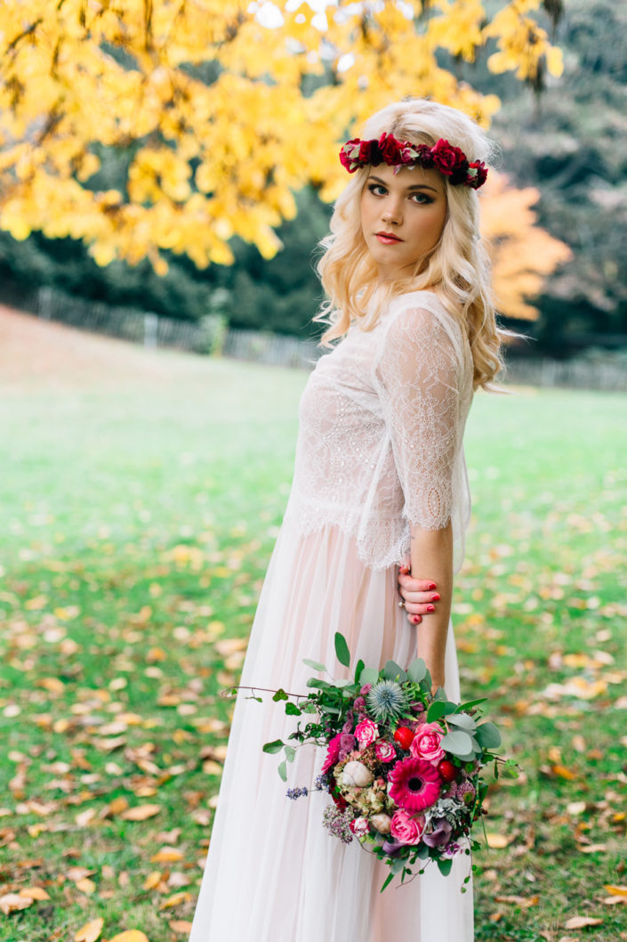 Bohemian Wedding - Styled Shooting im Türkenschanzpark