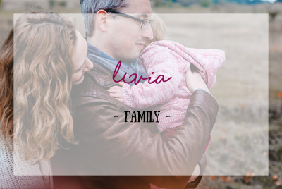 Livia + die Herbstbäume (Familienshooting)