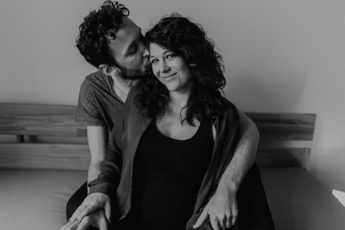 Coupleshooting mit Babybauch
